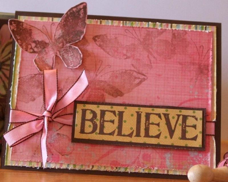 Believebutterfly